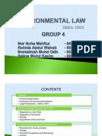 Environmental Law In Malaysia
