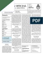 Boletin Oficial 12-04-10 - Segunda Seccion