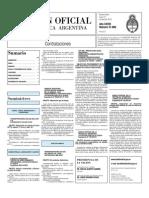 Boletin Oficial 12-04-10 - Tercera Seccion