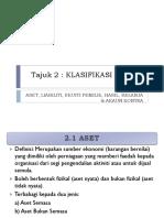 klasifikasi akaun f4