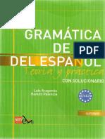 Gramática de Uso Del Español C1-C2