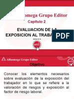 Capitulo 2-Evaluacion de La Exposicion Al Trabajo