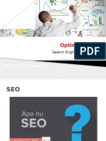 Optimasi website pada SERP