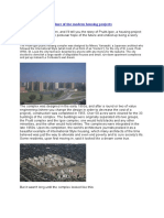 Pruitt-Igoe and the Failure of the Modern Housing Projects
