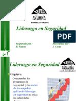 03-09-30 Liderazgo en Seguridad - B Ramos.ppt