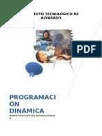 Unidad 1 Programacion Dinamica