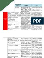 Matriz de Desarrollo d Ecapacidades Personalizada