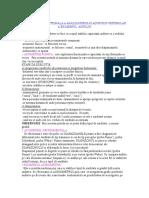 Explorarea Functionala a Analizatorului Acustico