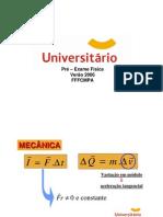 Física - Dicas fffcmpa 2006