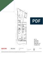 Auberge Miami Floor Plans Tower 1 Floors 12 21