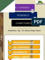 Alumno Clase Cnc Unidad 4