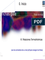 fisicoquimica-RELACIONES TERMODINÁMICAS