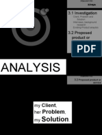 3.0 Analysis