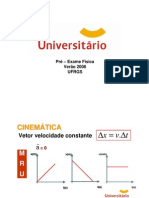Física - Dicas ufrgs 2006