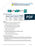 5.1.3.6 Lab - Viewing Network Device MAC Addresses Luis Harmodio Bastien Valdovinos