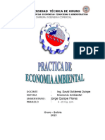 Caratula Practica de ECO AMBIENTAL