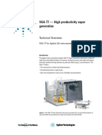 Agilent High Productivity Vapor Generation VGA-77