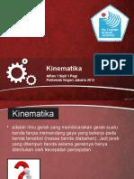 Present as i KinemaTika