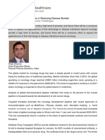 Antibody Drug Conjugates (ADC) in Reducing Disease Burden by Piramal Pharma Solutions