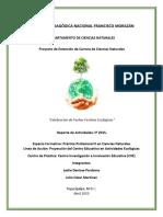 Informe de PREX PDF