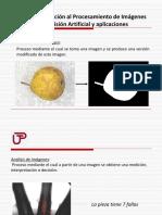 Clase 1 Procesamiento de Imagenes-Vision Artiicial-Aplicaciones 28757