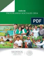 Guia de Programas Sociales 2014 (1)
