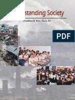 NCERT Sociology XI Understanding Society