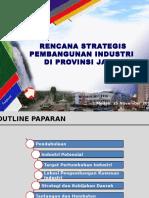 Paparan FGD Pengembangan Industri Medan