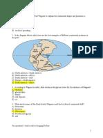 Plate.tectonics.quiz