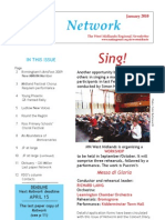 January 2010 Network