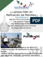 Exposicion Torres de Destilacion
