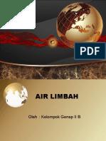ppt air limbah II B