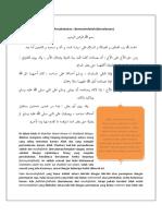 Hak Persahabatan - Habib Ahmad bin Jindan