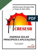 Física - Energia 03 - Energia Solar IV