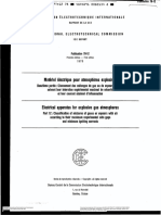 IEC 79-12 Ed 1 (1978) Electrical Apparatus for Explosive Gas Atmospheres Part 12 Classification o