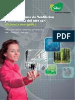 Guia Sistemas Ventilacion y Tratamiento Del Aire Siber 2013