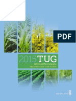2015 Monsanto Canada Technology Use Guide