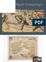 the gallipoli campaign summary