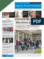 Aragón Universidad Nº 101
