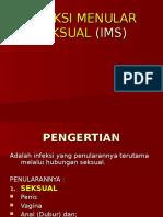Infeksi Menular Seksual Ims
