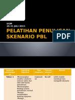 Pelatihan Penulisan Skenario Pbl