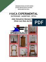 Apostila de Física - Eletricidade Magnetismo Óptica