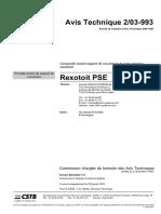 Ac030993 Rexotoit Pse