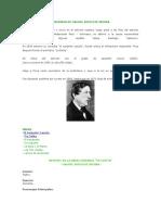 Biografia de Manuel Ascencio Segura
