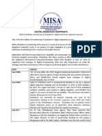 MISA Zimbabwe Digital Footprints Ed 1