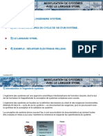 Cours Modelisation de Systemes Sysml