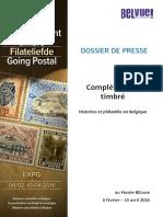 Exposition Complètement Timbré à Bruxelles