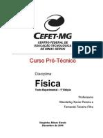 Apostila Física CEFET PDF