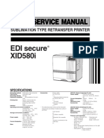 EDI secure Service Manual