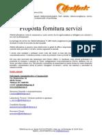 Proposta Fornitura Assistenza Informatica